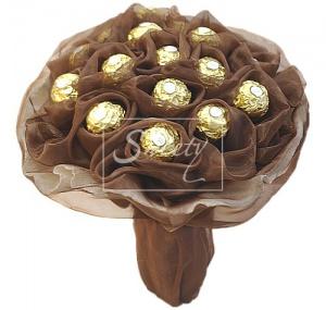 Заказать букет из шоколада заказать плюшевые букеты в ростове